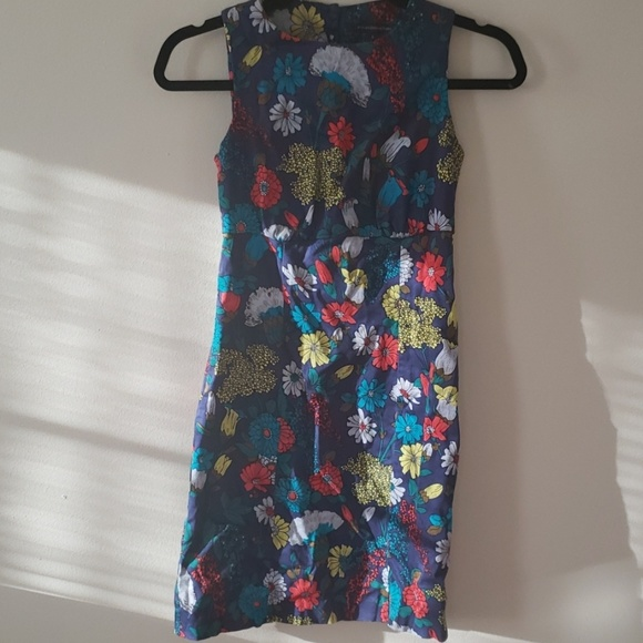 French Connection Dresses & Skirts - French Connection cotton floral dress